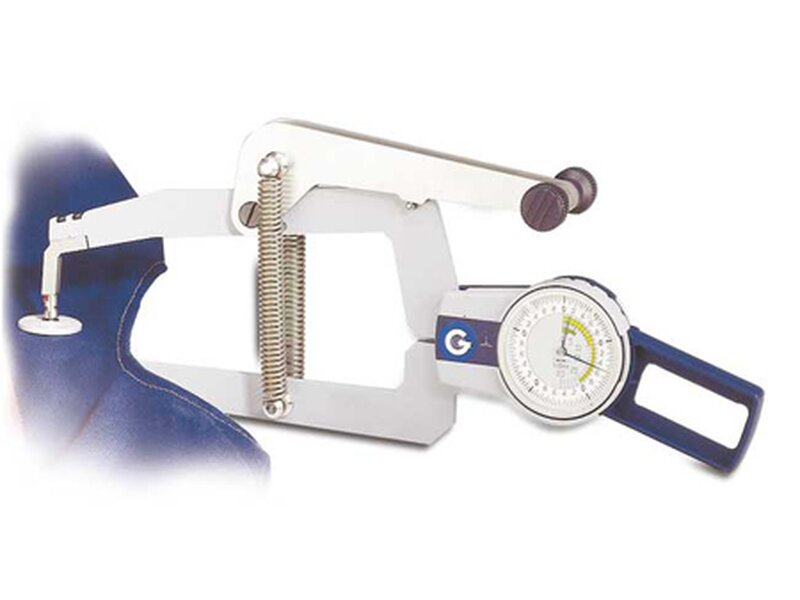 Gehmann clothing thickness gauge
