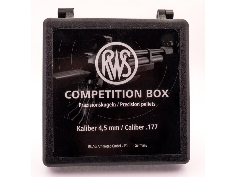 RWS Competition Box