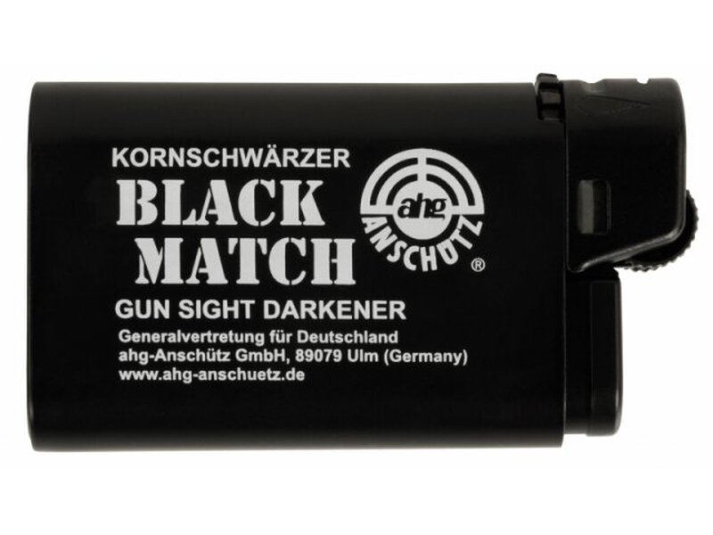 ahg-GUN SIGHT DARKENER BLACK MATCH