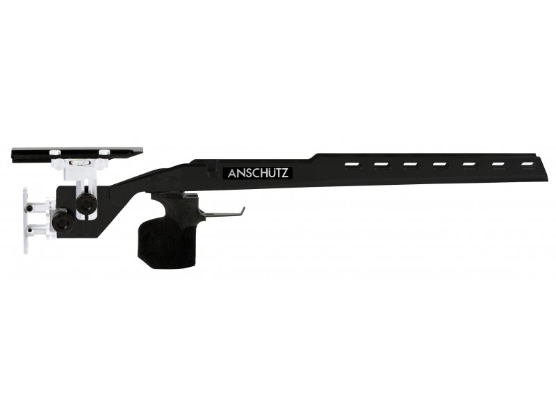 Anschütz 1918 aluminum stock Precise (pure) WITHOUT Hook...