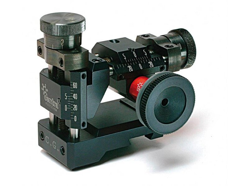 Centra Diopter Sight Base LR