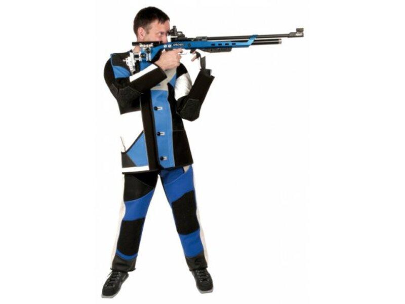 416 Schießjacke Gehmann Ärmellose Jacke für Aufgelegt Schießen Nr