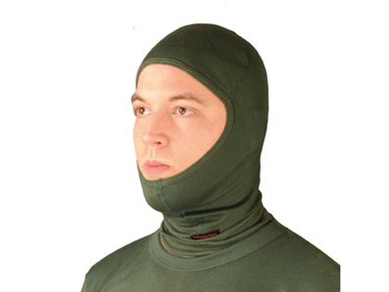 ahg Hunting underwear made from MICROTE, hood balaclava