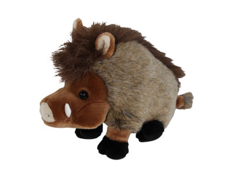 boar Willi plush