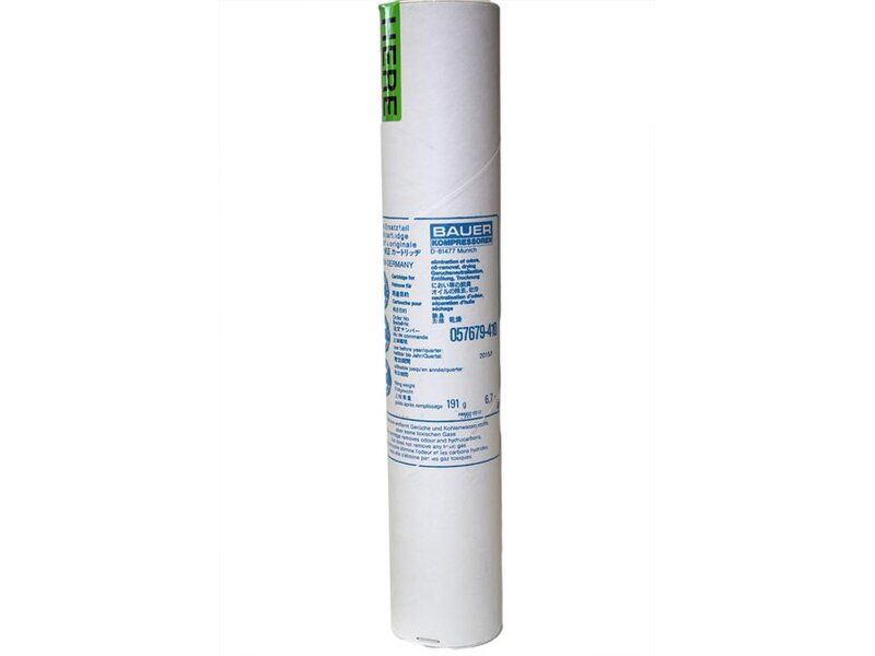 Bauer filter cartridge