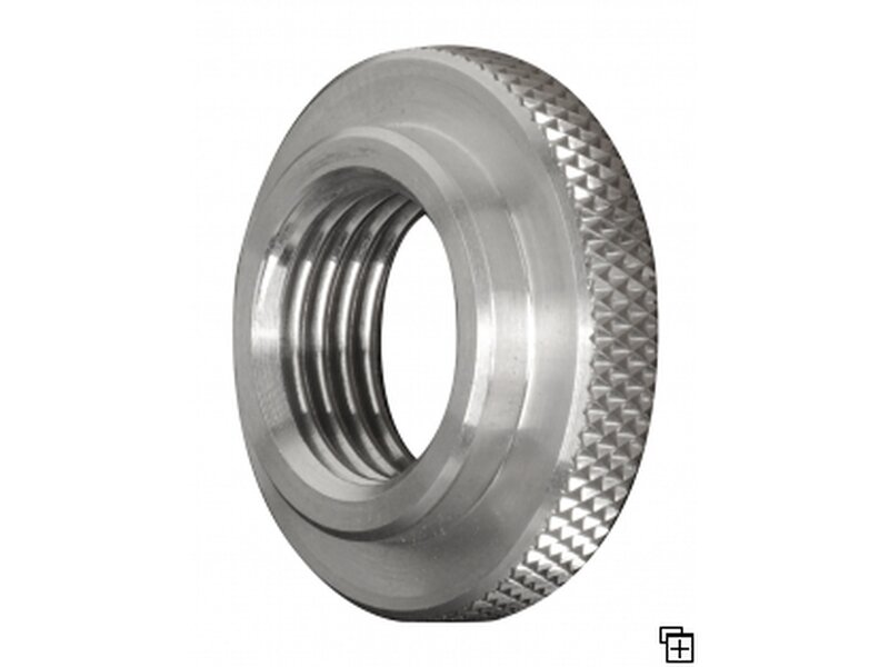 Anschütz Clamp / Nut for Precise