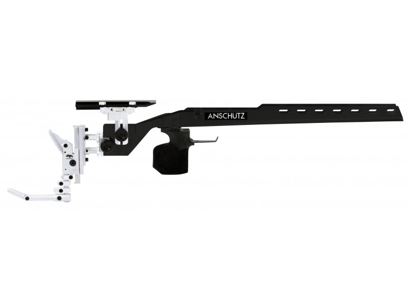 Anschütz 2018 aluminum stock Precise (pure) with Hook...