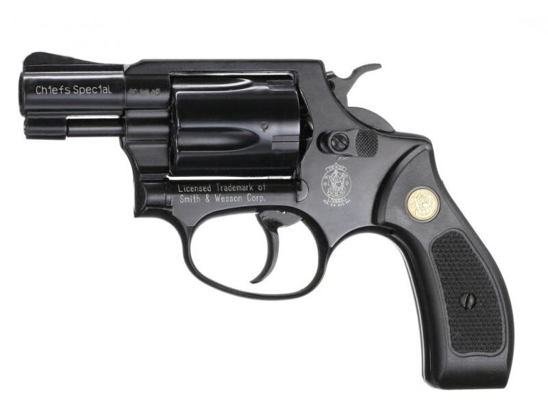 Umarex Smith & Wesson Chiefs Special schwarz