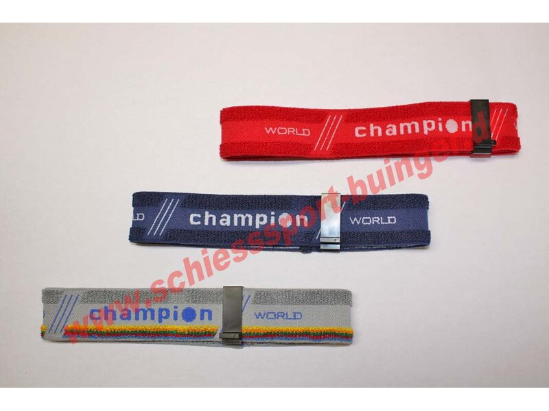 Champion Stirnband Rot