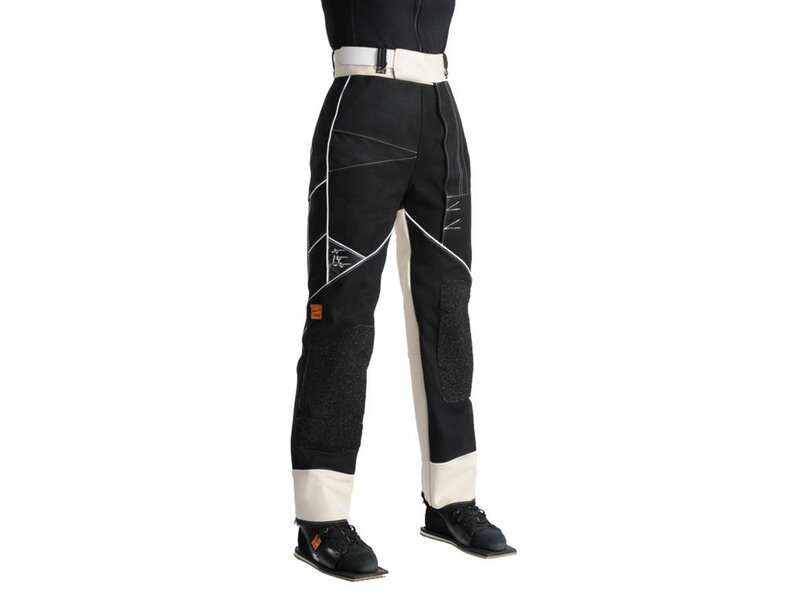 Thune shooting pants Canvas Pro 3 Position - men