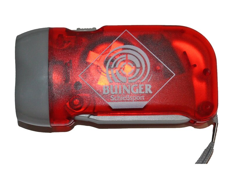Buinger flash light LED Dynamo