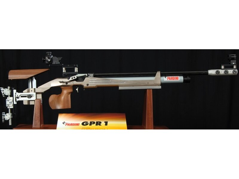 Pardini air rifle GPR1 benchrest