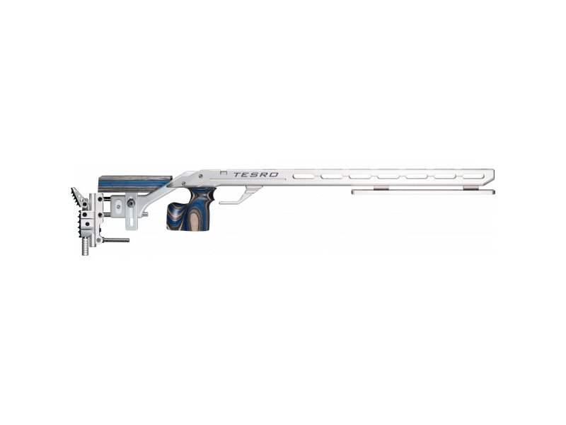 Tesro Match-crossed aluminum stock Evolution 10 Pro bench...
