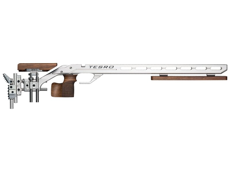 Tesro Match-crossed aluminum stock Evolution 10 Signum...