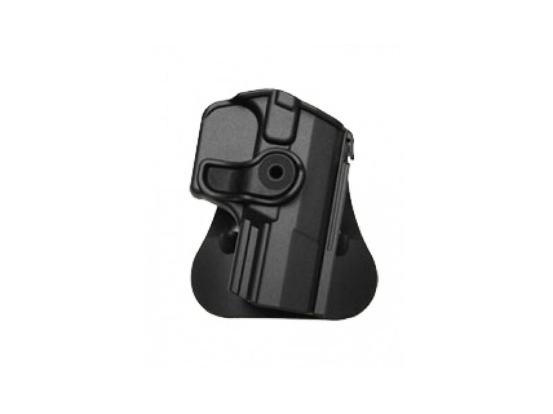 Walther Paddle holster, right