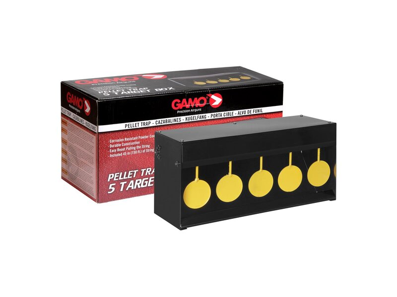Gamo Pellets Trap 5 Circles