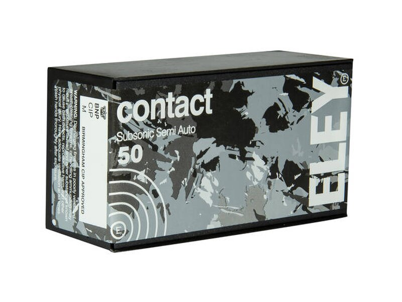 Eley contact 50 Schuß