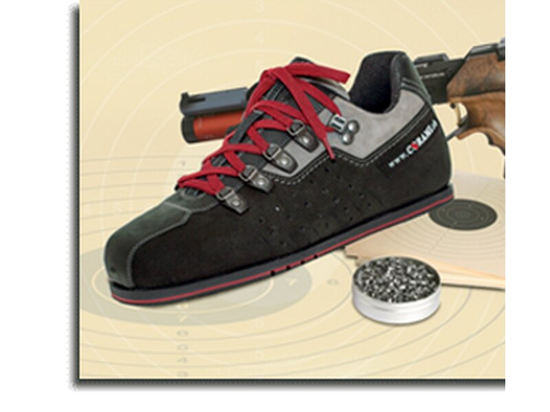 Corami shooting boots for air pistol