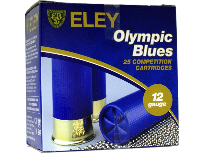ELEY Olympic Blues Trap 28G 12/70  #7,5 - 25 Schuss