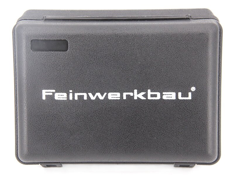 Feinwerkbau box for accessories