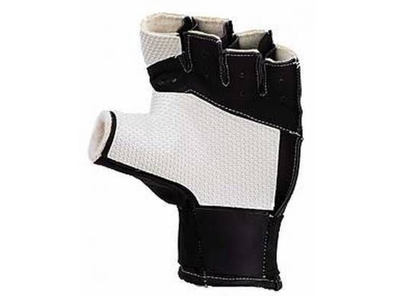 ahg-shooting glove Short Black