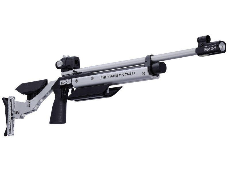 Feinwerkbau Simulator rifle Alu Set with MiniView