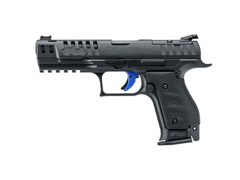 Walther Q5 Match SF - 9mm Luger