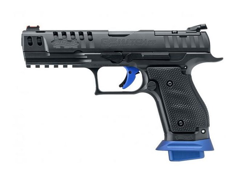 Walther Q5 Match SF Champion - 9mm Luger