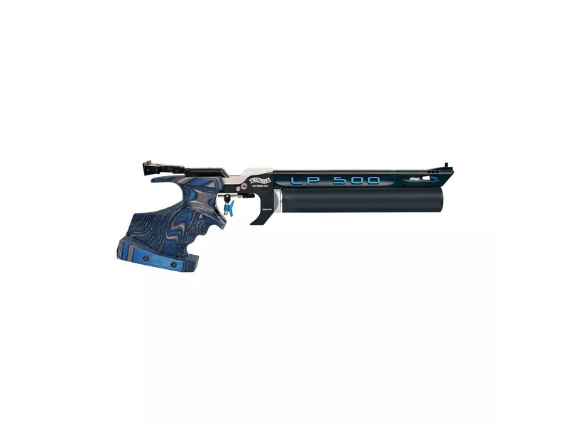 Walther LP500 Blue Angel