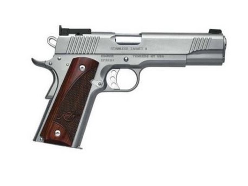 Kimber Stainless Target II - 9mmLuger