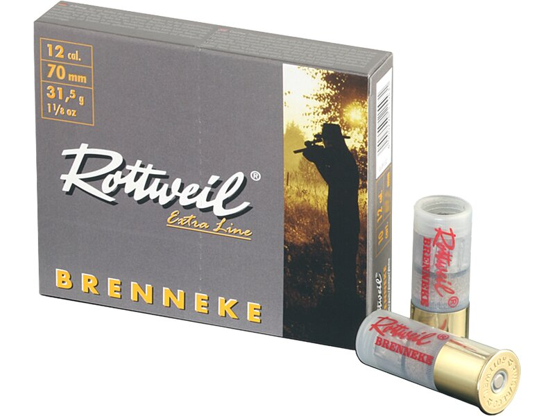 Rottweil Brenneke Classic Extra Line, 31,5g - 12/70
