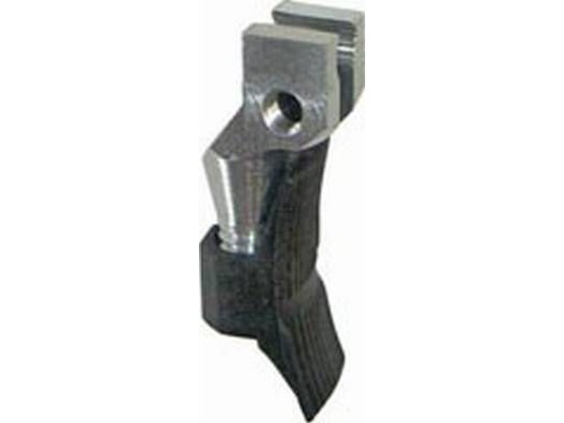 Feinwerkbau trigger 9 mm, bent, universally adjustable...