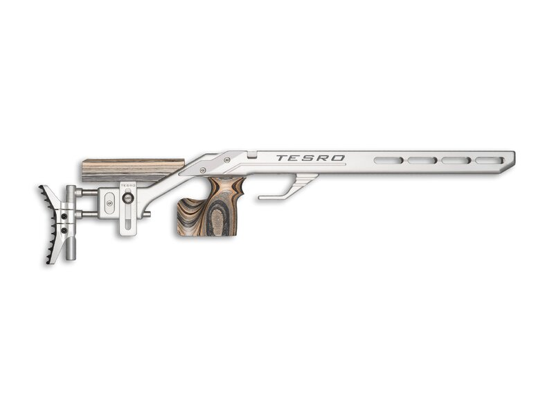 Tesro Match-crossed aluminum stock Evolution 10 Basic